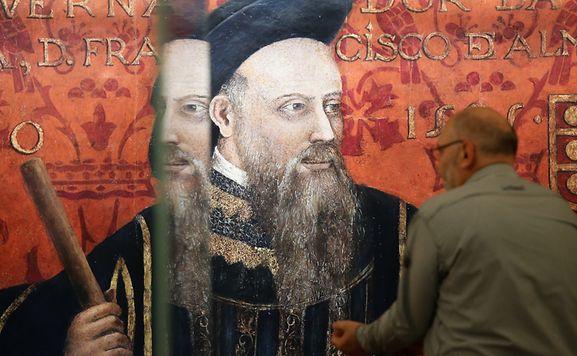 EPlus de 130 trésors de plusieurs siècles de conquêtes portugaises sont exposées au MNHA.