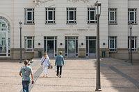Lokales, Gericht, Cité Judiciaire, Foto: Lex Kleren/Luxemburger Wort
