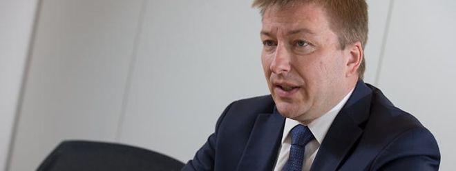 Staatssekretär Marc Hansen hat die Führung im Wohnungsbauministerium übernommen.