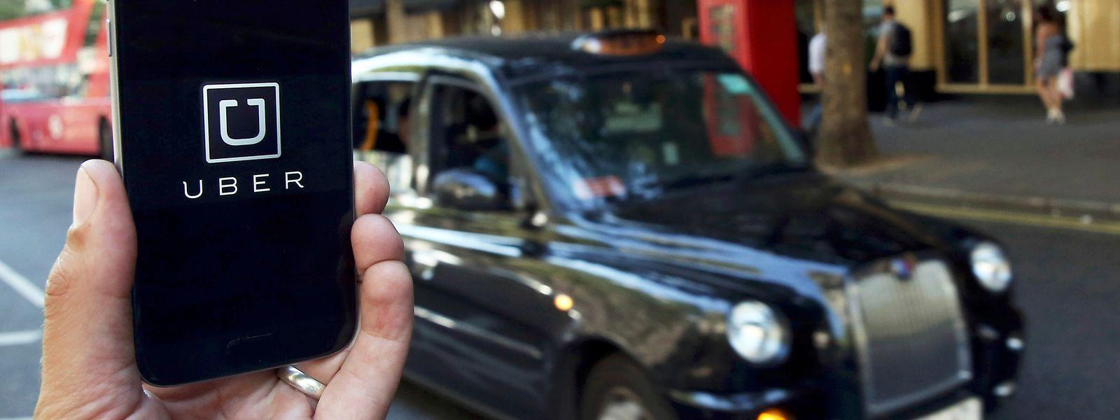 Eine Frau, die sich in China mit dem Virus angesteckt hat, wurde in einer Londoner Notaufnahme vorstellig. Sie ließ sich von einem Uber-Fahrer transportieren.
