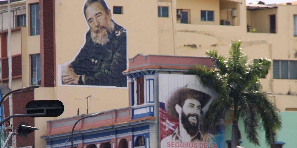 Santiago de Cuba gilt als Fidel-Castro-Hochburg - dort liegt die Wiege der kubanischenRevolution.