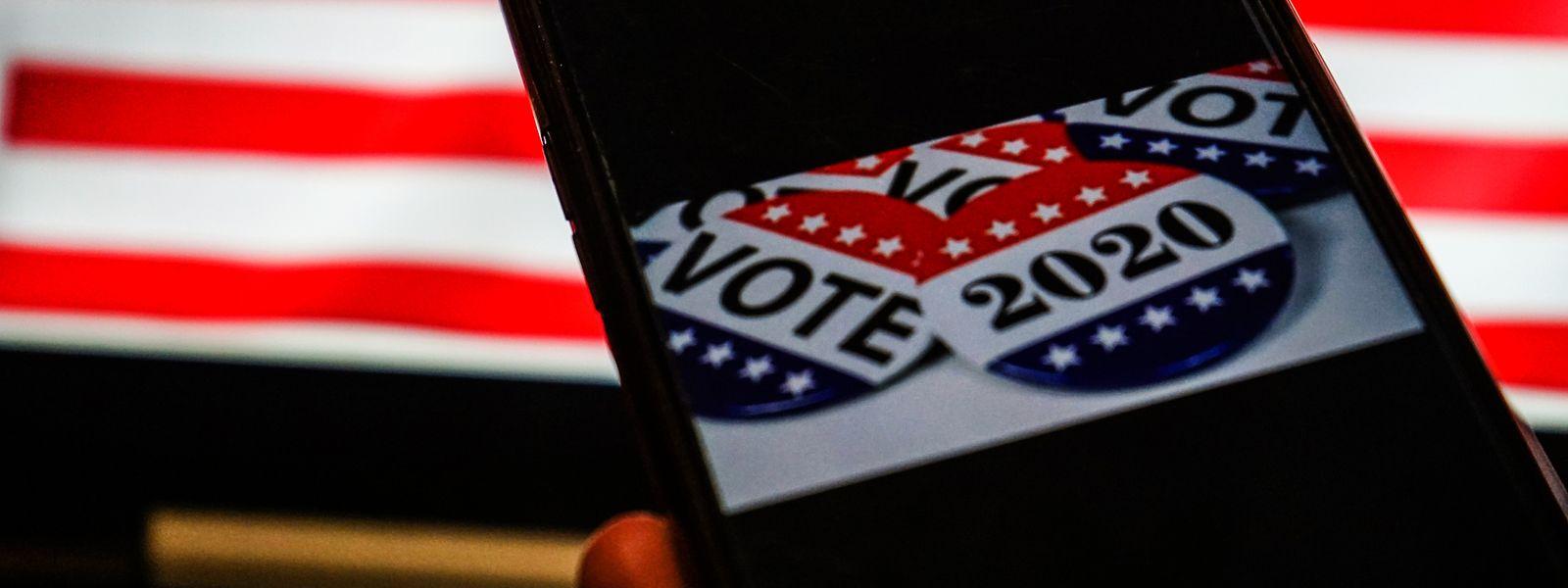 Dutzende Millionen Amerikaner haben bereits gewählt und ihre Stimme per Brief oder im Wahllokal abgegeben.