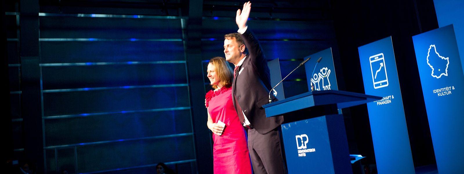 Am Sonntag präsentiert die DP ihr Wahlprogramm.
