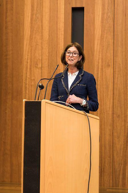 Health minister Lydia Mutsch (Caroline Martin)