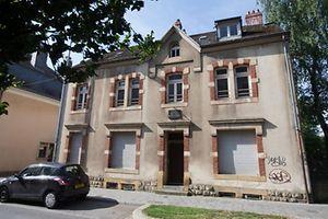 Maison Bourg-Gemen, Luxembourg, le 06 Aout 2015. Photo: Chris Karaba