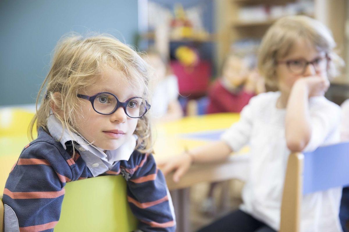 Les écoliers de l'établissement primaire et francophone Charlemagne ont repris le chemin des salles de classe pour une nouvelle année scolaire à Walferdange.