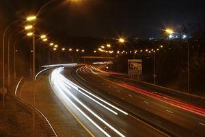 4.3. Autobahn A6 / Strassenbeleuchtung / Foto:Guy Jallay
