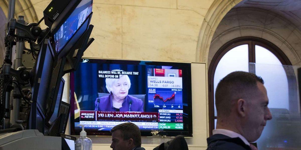 Die Märkte regierten zunächst gelassen auf die Nachricht.