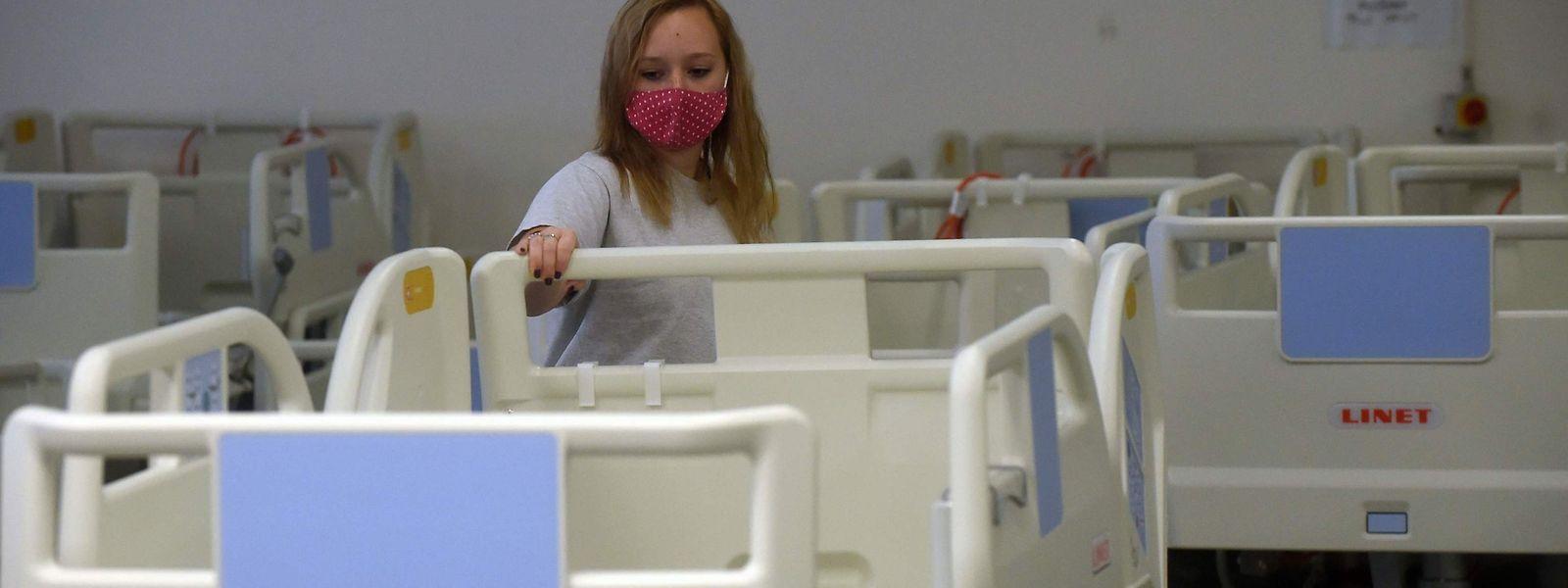 Es sind weniger die Krankenhausbetten, die in Tschechien fehlen, als ausgebildete Pflegekräfte und Ärzte.