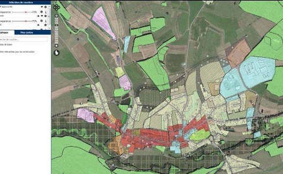 Luxemburger wort tout savoir sur votre terrain en un clic - Connaitre proprietaire parcelle ...