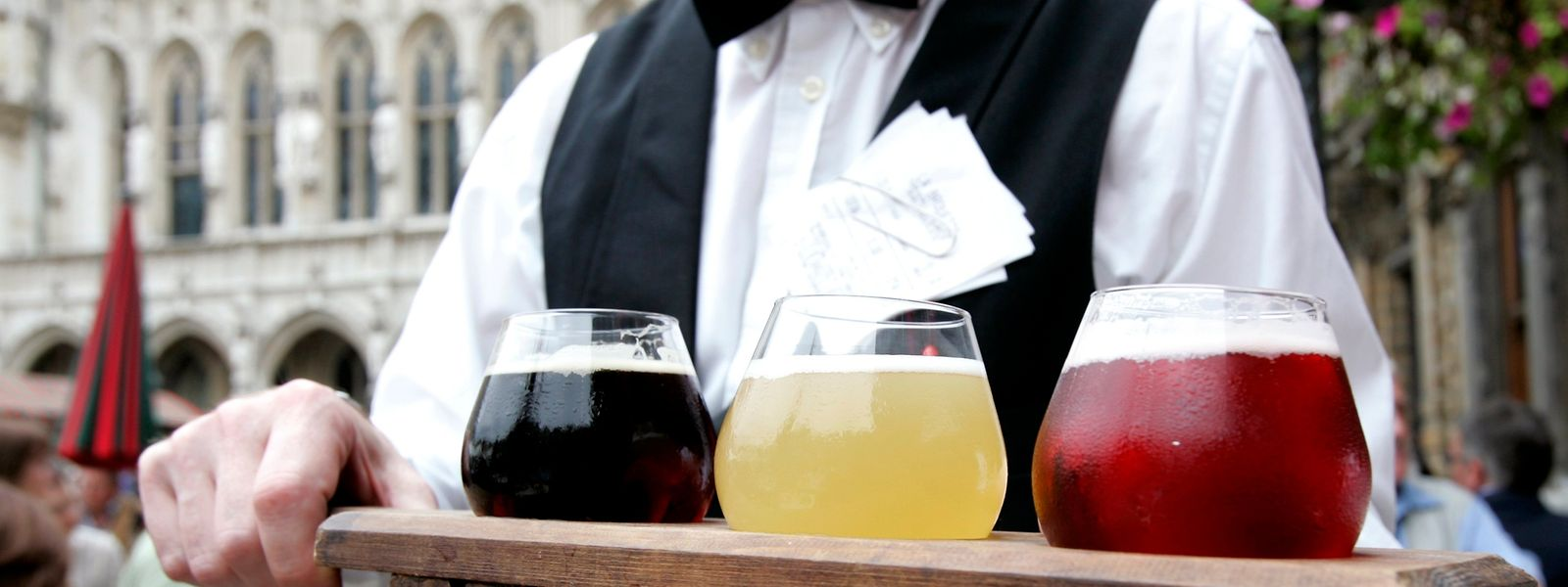 Belgisches Bier ist Kulturerbe - jetzt auch offiziell.
