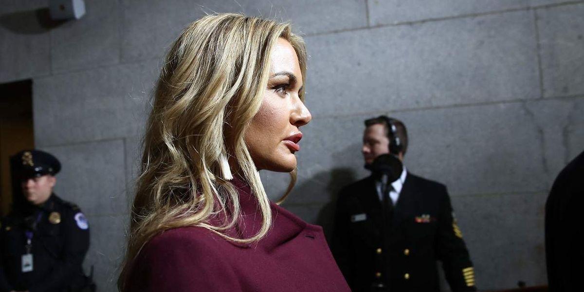 Vanessa Trump, uma das noras de Donald Trump.