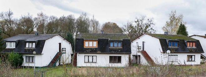 """Die """"Cité Syrdall"""" mit ihren Wohnungen wurde in den 1970er-Jahren gebaut, um dort Studenten und Feriengäste unterzubringen."""