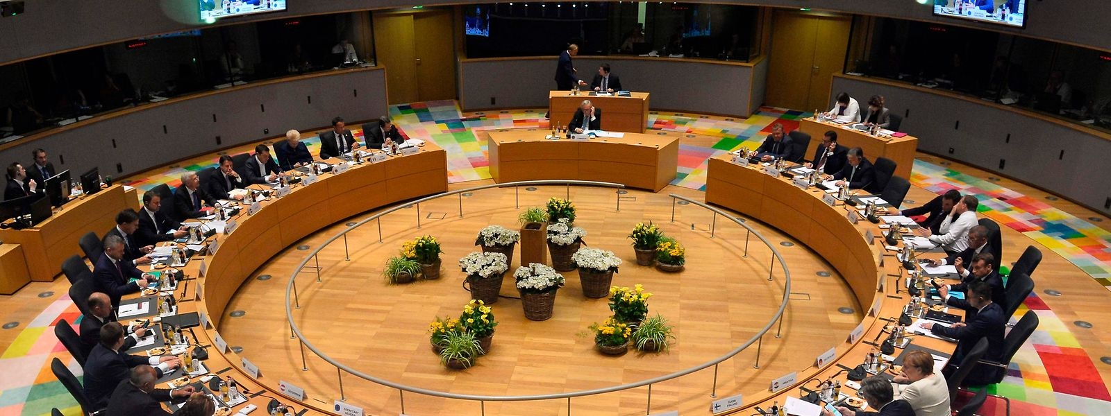 Die EU-Runde, die die bis 2050 angestrebte Klimaneutralität in eine Fußnote verbannte.