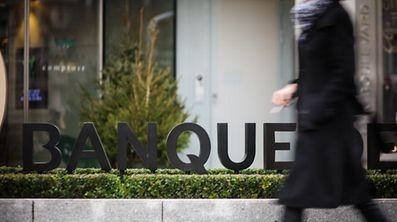 Place financière Luxembourg - photo : Pierre Matgé