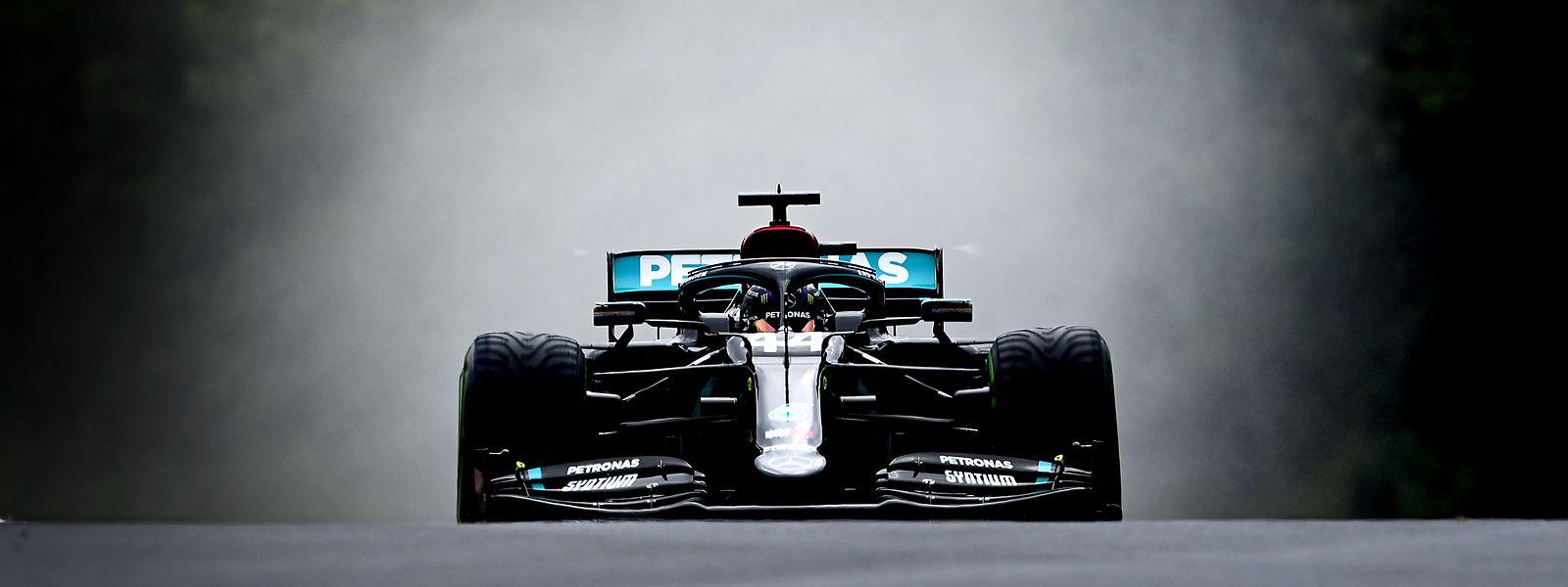 Lewis Hamilton und Co. kämpfen in diesem Jahr in Istanbul um WM-Punkte.