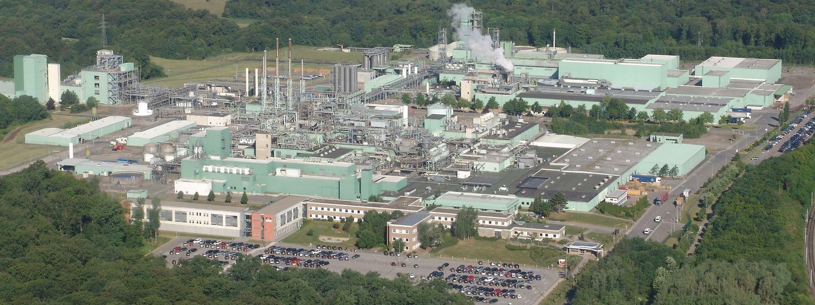 La demande mondiale en Tyvek liée directement à la crise sanitaire a boosté les chaînes de production chez DuPont à Contern.