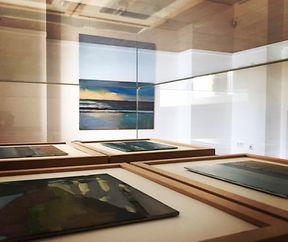Mer/Terre - Exposition de Leen Van Bogaert