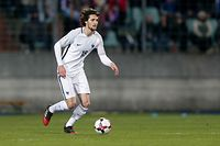 Adrien Rabiot (Frankreich #18) Freisteller, Einzelbild, Aktion, Ganzkörper