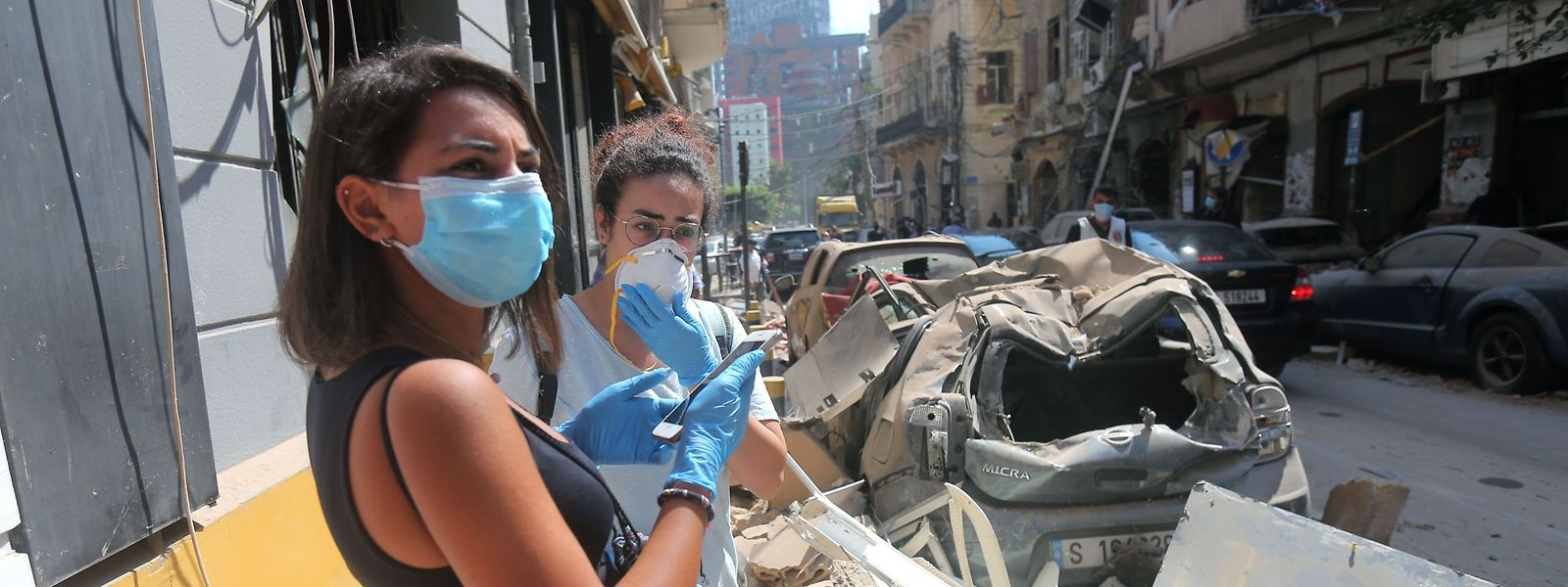 Mit der Explosion im Hafen von Beirut wurde die Leidensfähigkeit der Libanesen erneut auf eine harte Probe gestellt.
