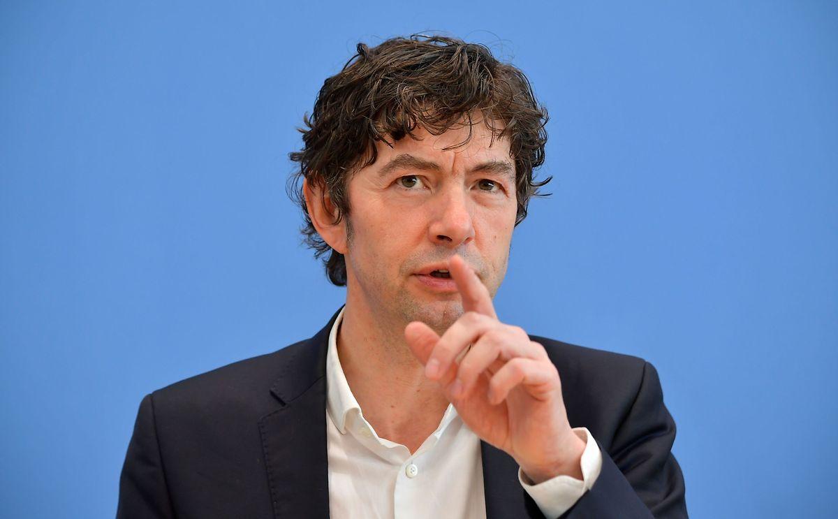 Christian Drosten ist Direktor des virologischen Instituts an der Berliner Charité-Klinik.
