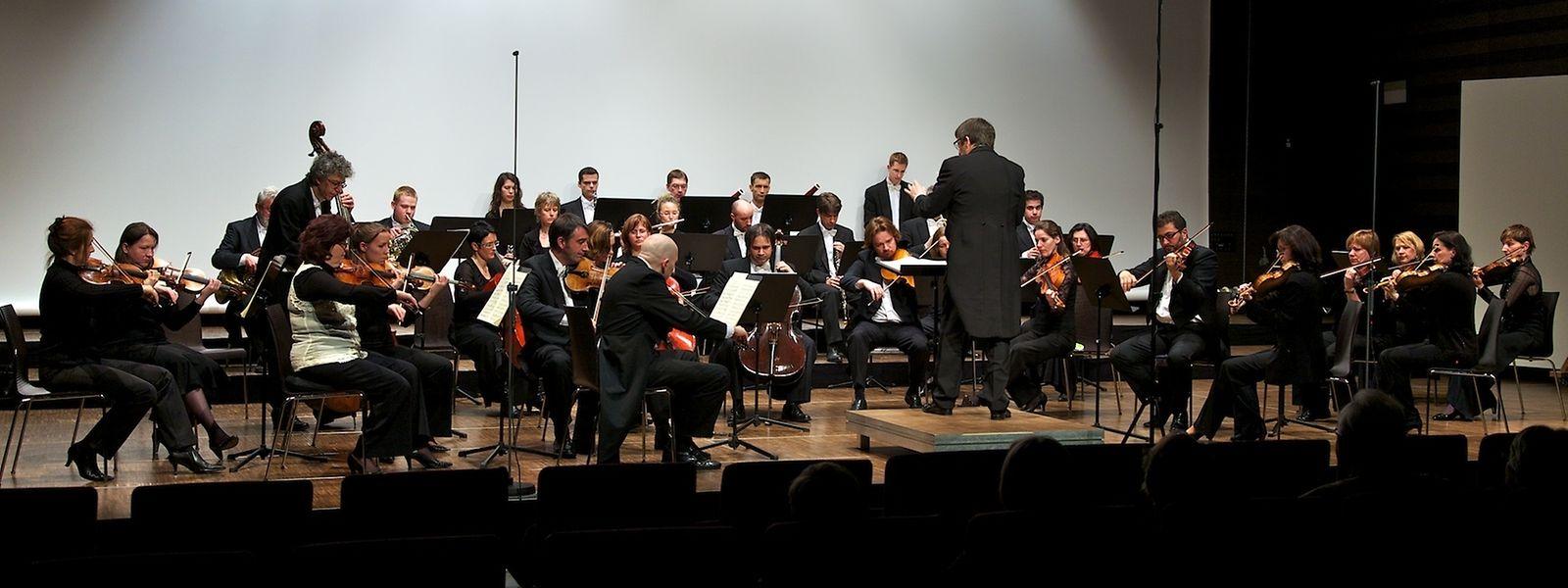 """Von Lutoslawski zurück zu Beethoven - """"Les Musiciens"""" mit der Solistin Françoise Groben."""