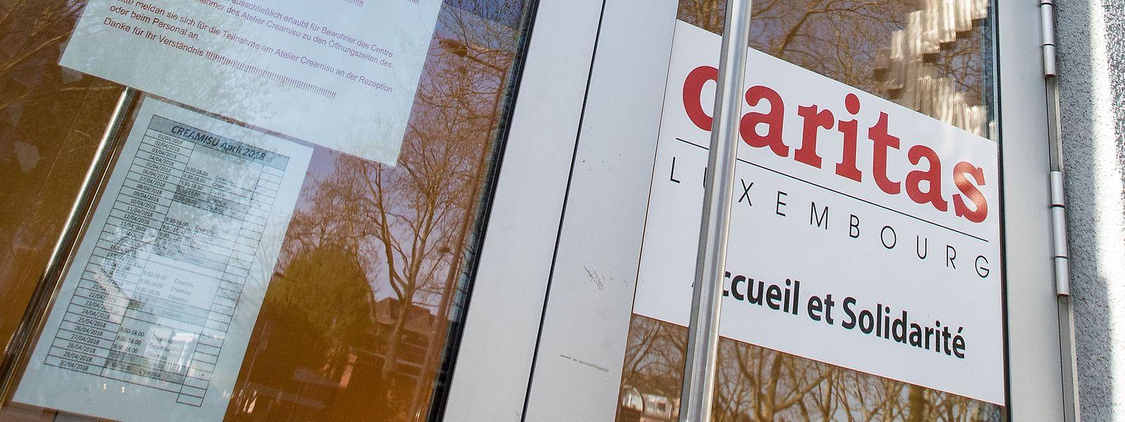 Le service d'aide psychologique de Caritas Accueil et Solidarité fait face à une explosion des demandes de soutien ces dernières semaines