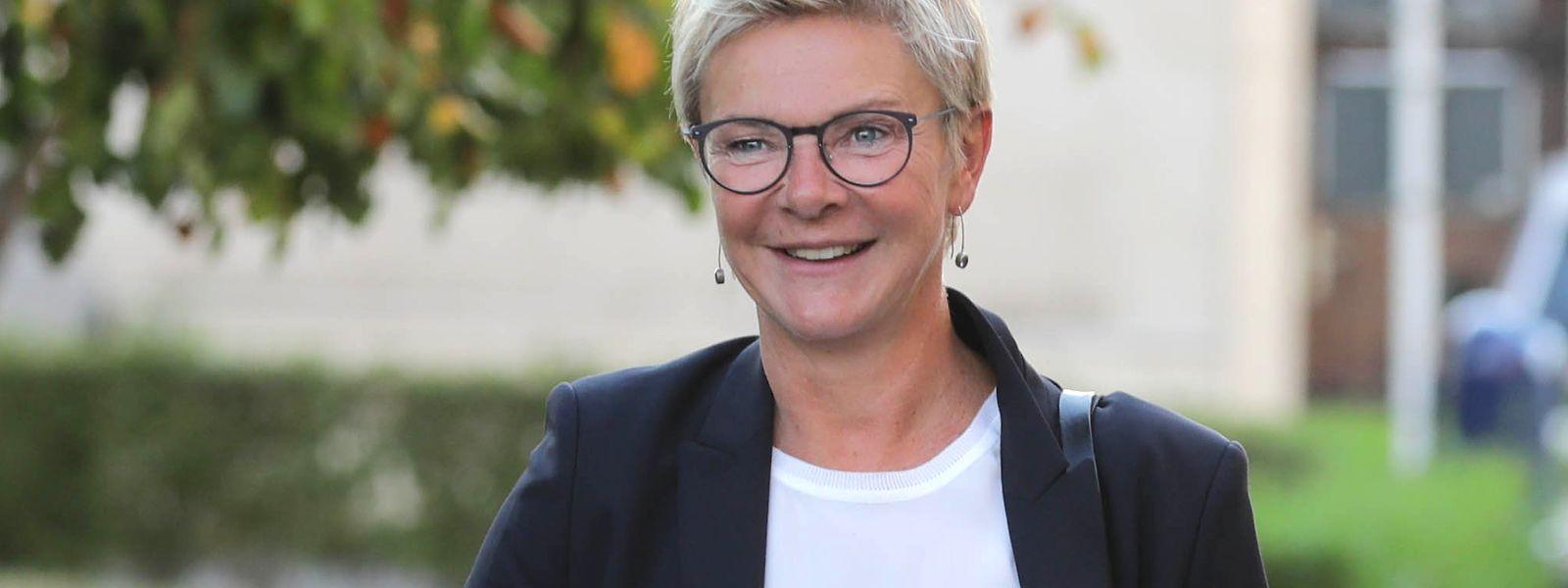 Martine Hansen hat bei den diesjährigen Parlamentswahlen ihren Stimmenanteil von 2013 quasi verdoppelt.