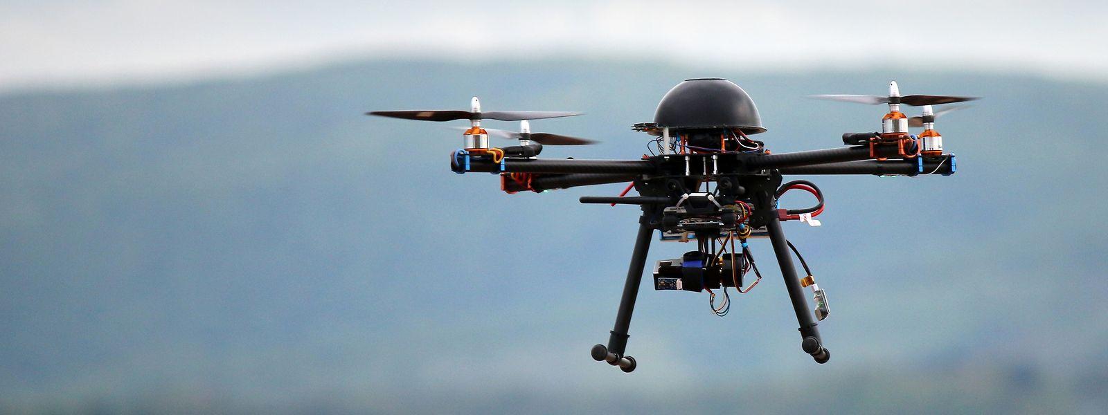 Gefährliches Spielzeug: Wer mit Drohnen arbeitet, sollte gewisse Regeln beachten.
