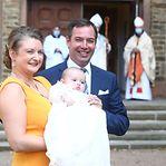 Conheça as imagens do batizado do Príncipe Charles