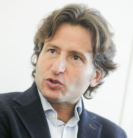 Gustavo Gimeno, futur directeur musical de l'OPL.