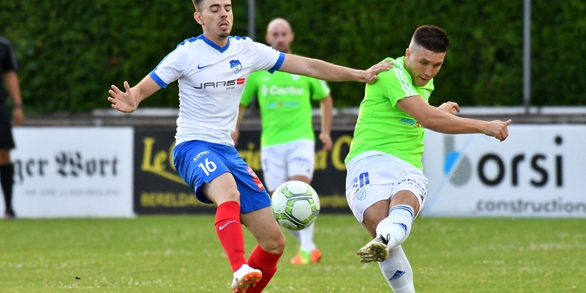 Edis Osmanovic reverdit depuis la saison dernière. A 30 ans, le talentueux Bosnien s'apprête à découvrir la Coupe d'Europe.