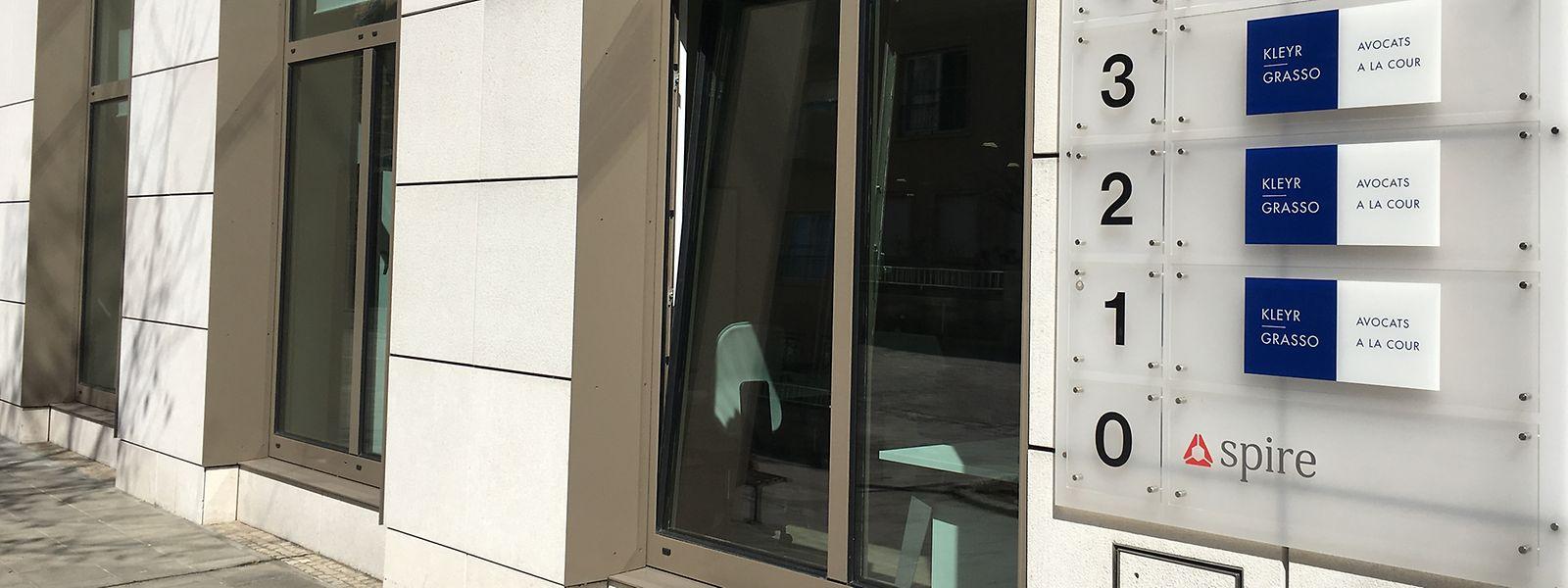 Spire Global a emménagé dans ses nouveaux locaux, en face de la clinique Zitha, près de la gare
