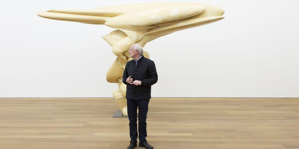 Poet der Skulptur: Tony Cragg
