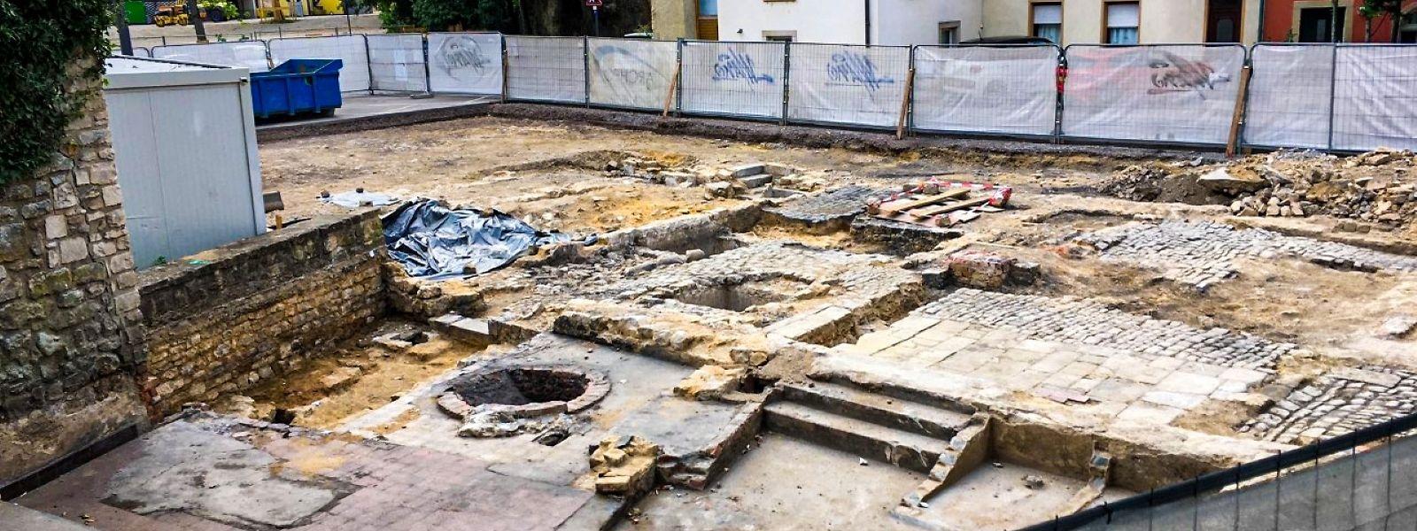 Die Funde stammen aus dem 11. Jahrhundert.