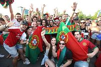 Portugueses no Luxemburgo.