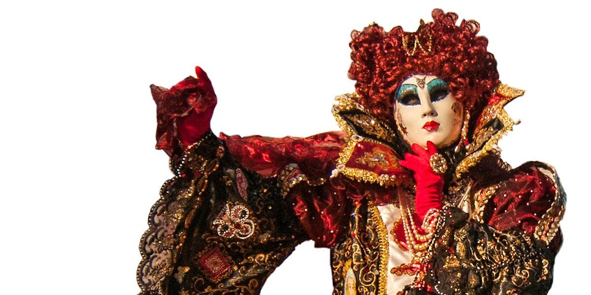 Der Karneval in Venedig bietet jedes Jahr auch ein Fest für die Augen.