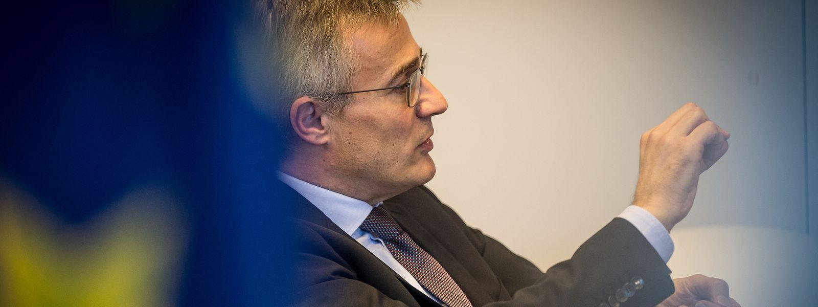 Felix Braz ist, wie in der vergangenen Legislaturperiode, Justizminister. Zudem übernimmt er diesmal auch das Amt des Vizepremiers.