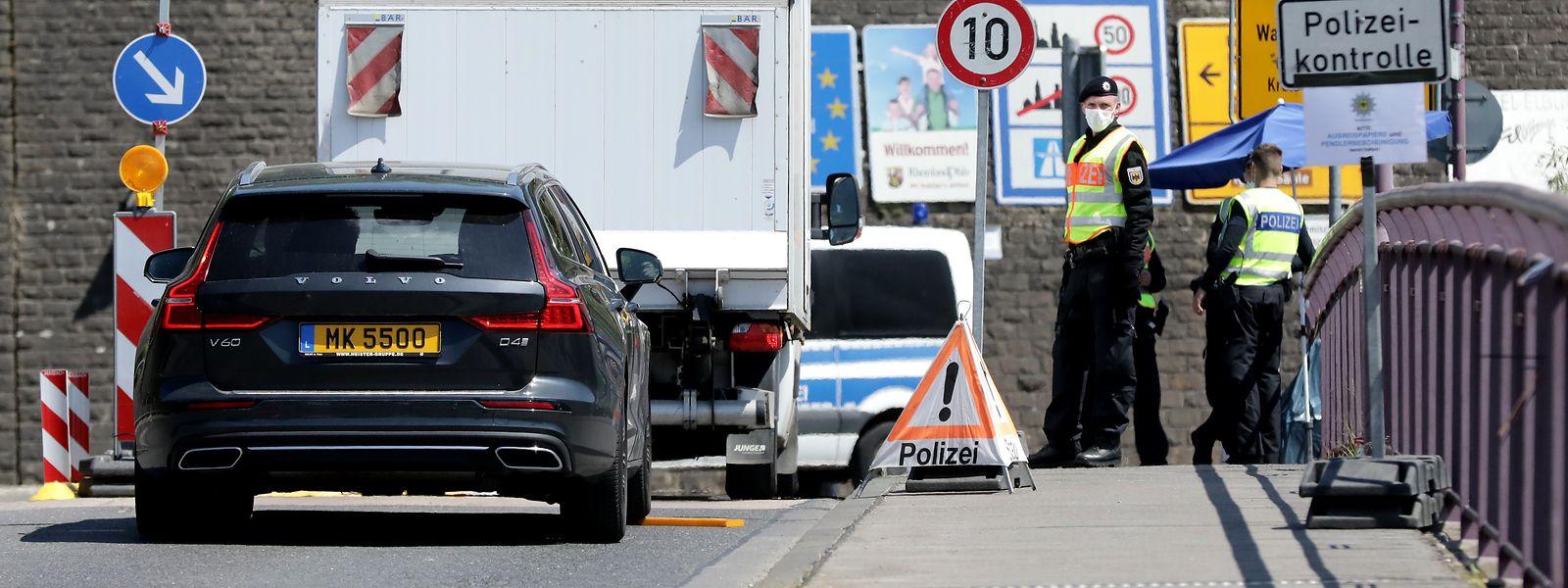 Einstweilen sind Grenzsperrungen nicht vorgesehen.