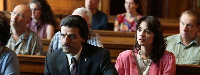 """""""Show Me a Hero"""" steht und fällt mit der Darstellung von Oscar Isaac als Bürgermeister Wasicsko."""