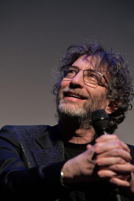 Schriftsteller Neil Gaiman
