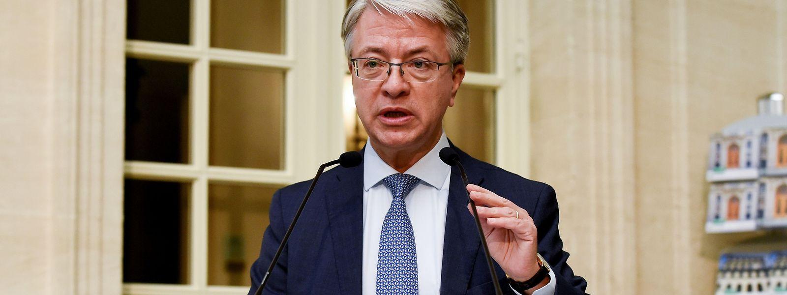 Jean-Laurent Bonnafe, le CEO de BNP Paribas a dévoilé ce mercredi un bénéfice net de 8,4 milliards d'euros pour le groupe bancaire.