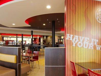 Fast Food Sur Aire D Autoroute Direction A