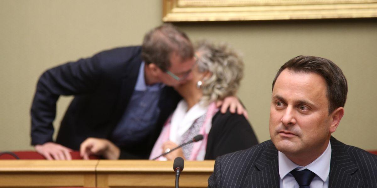 Xavier Bettel endosse le rôle de ministre de la Culture en plus de ses fonctions de Premier ministre.