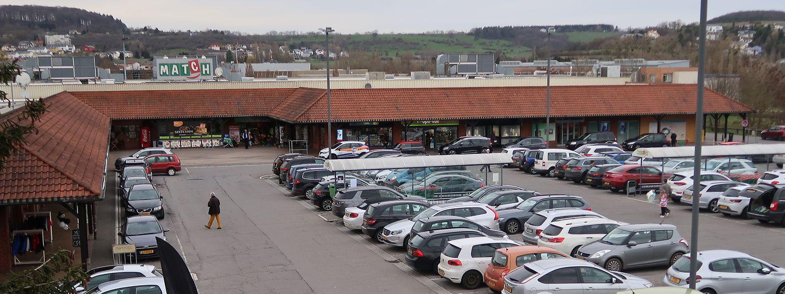 Formant le centre du village de Niederanven, le centre commercial «Les Arcades» a été de nombreuses fois la cible de cambriolages et braquages.