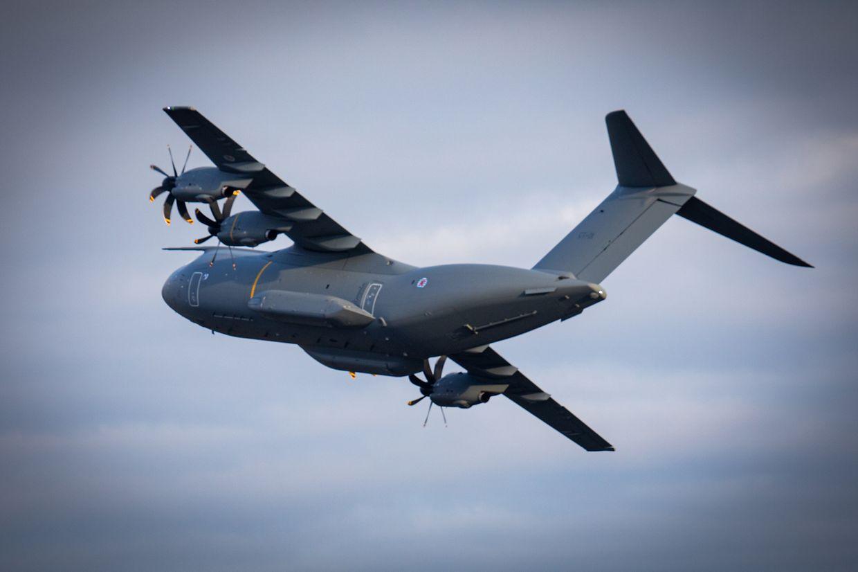 L'avion est arrivé mercredi à l'aéroport du Findel.