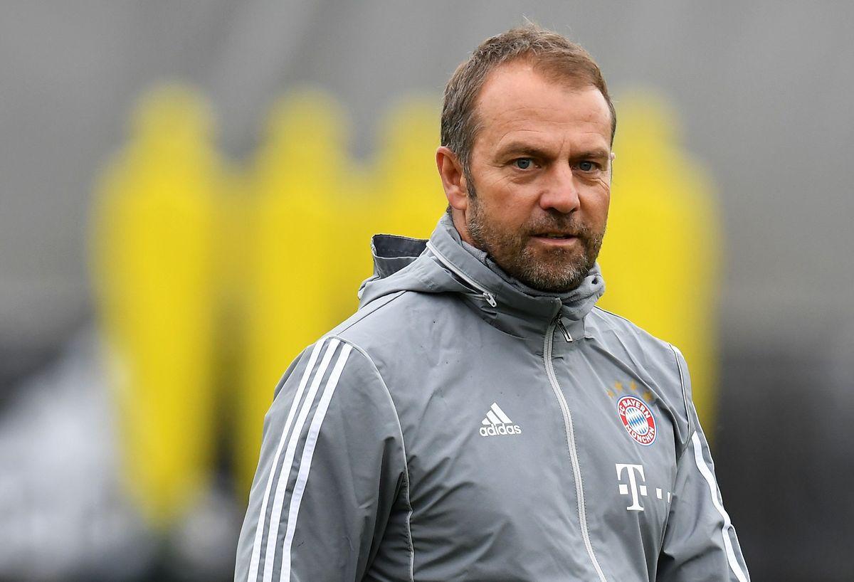 C'est l'entraîneur intérimaire Hans Flick qui pourrait avoir les honneurs de qualifier le Bayern pour les huitièmes de finale de la C1