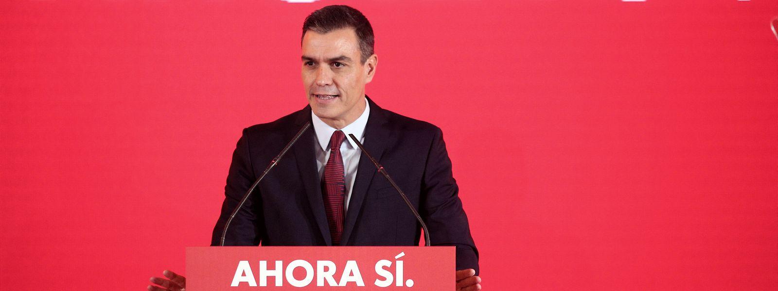Vor vier Tagen wurde Ministerpräsident Pedro Sánchez vereidigt. Nun präsentierte er sein Kabinett.