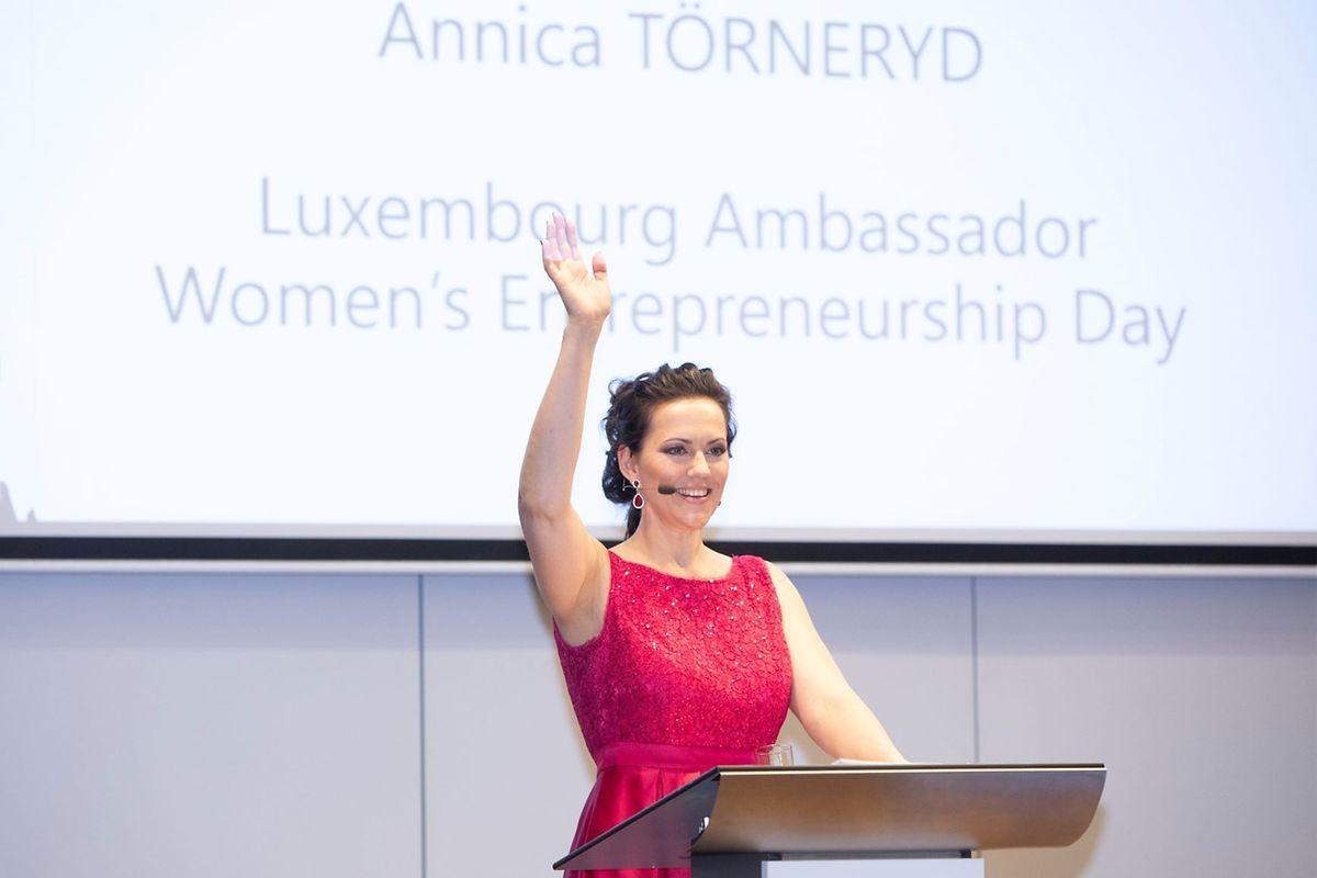 Women's Entrepreneurship Day focussed on soft skills and motivation Photo: Steve Eastwood