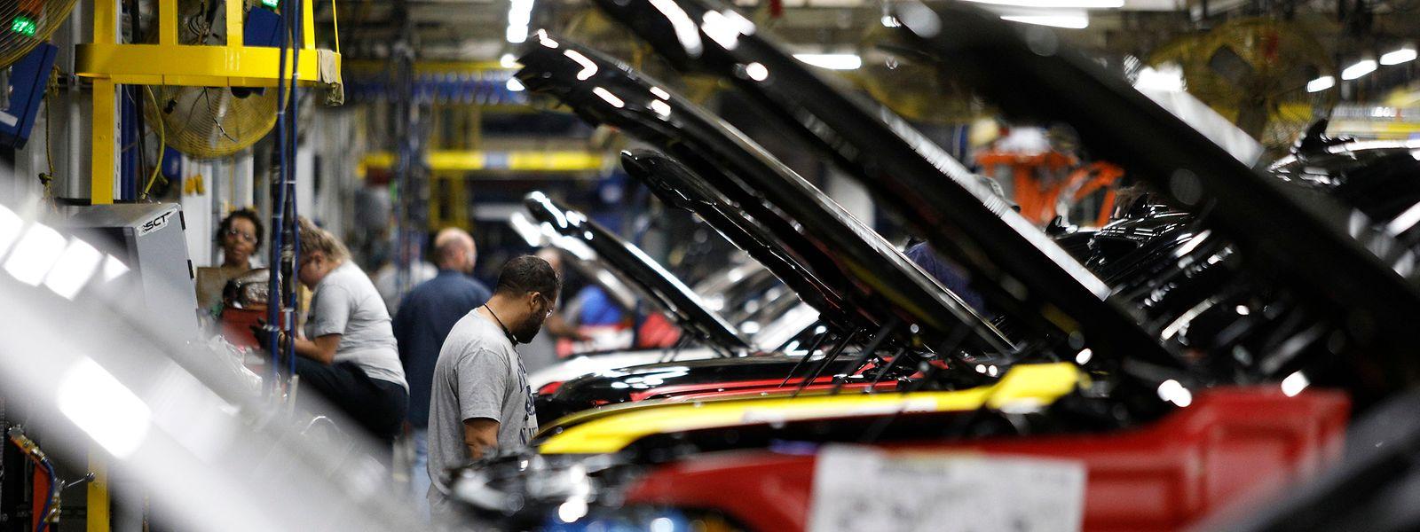 L'économie allemande souffre de la guerre commerciale entre Chine et Etats-Unis.